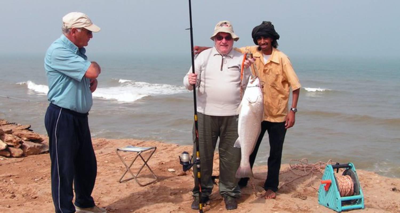 Activité: séjour pêche maroc à akhfennir (126369)