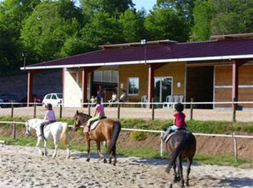 Saint-céré équitation