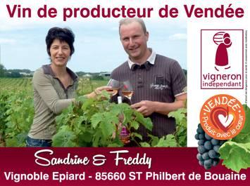 Dégustation-vente de vins de producteur