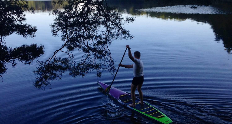 Activité: rafting, kayak, nage en eaux vives, paddle à saint-martin-du-puy (126416)