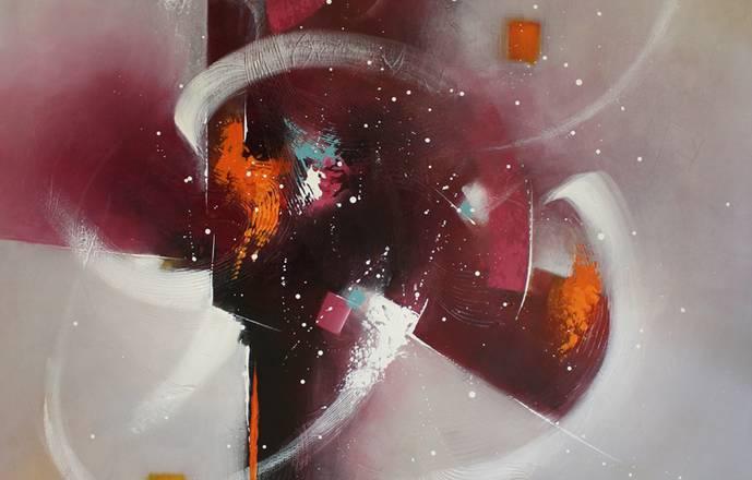 Atelier de peinture - Karine OLIVIER