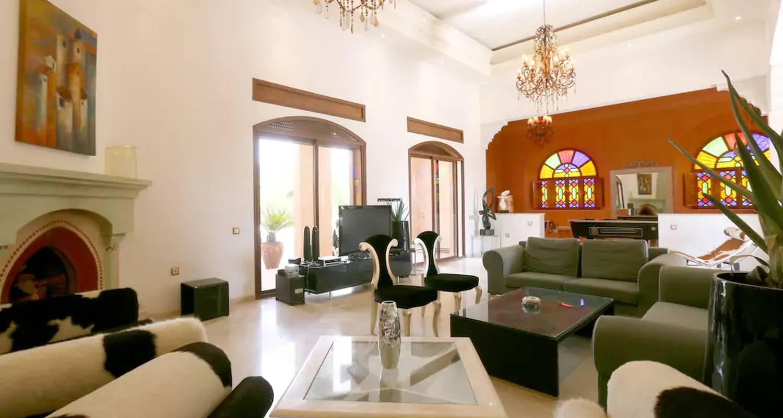Riad: maison d'hôte océania  à marrakesh (126424)
