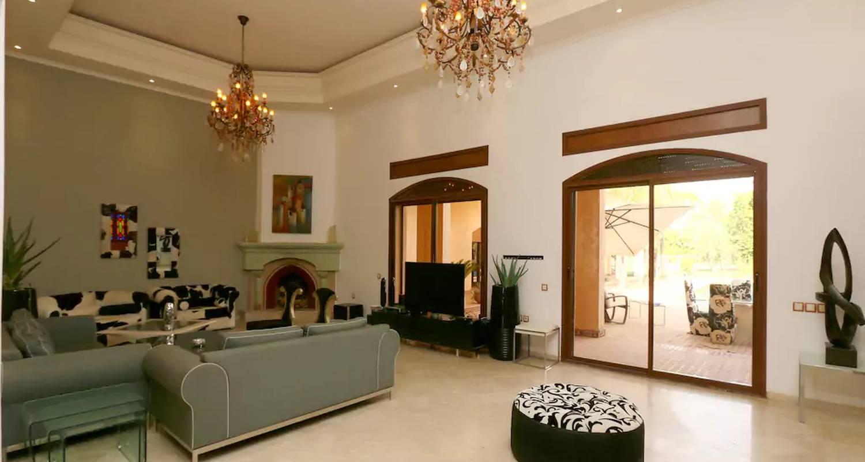 Riad: maison d'hôte océania  à marrakesh (126425)