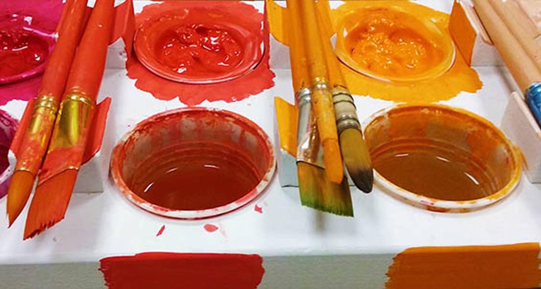 Activité: stages peinture vacances à vichy (126433)