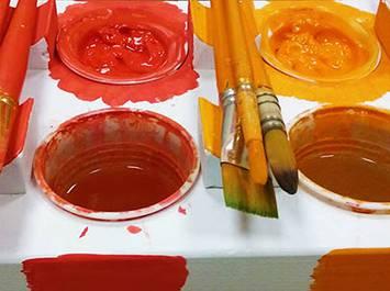Stages peinture vacances
