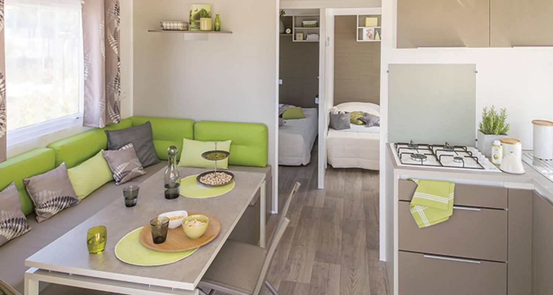 Location, bungalow, mobil-home: camping dans une ferme pédagogique ! en seillac (126438)
