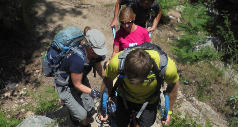 Activity: randonnées joelette secteur ajaccio in porticcio (126464)