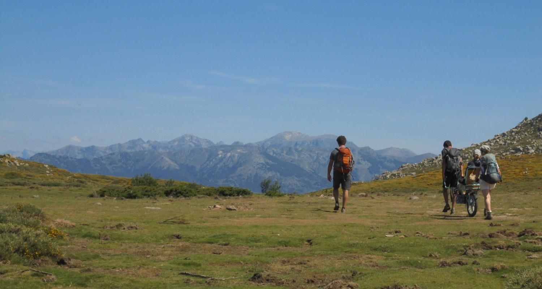 Activity: randonnées joelette sartene / valinco / alta rocca in propriano (126467)