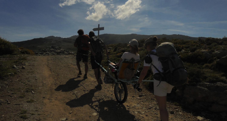 Activity: randonnées joelette sartene / valinco / alta rocca in propriano (126469)