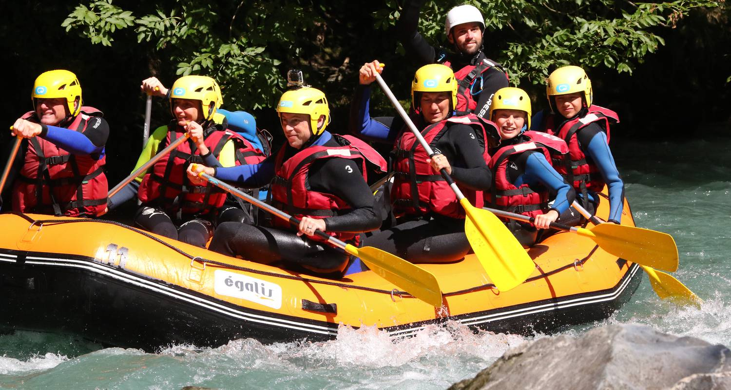 Activity: rafting in landry (126472)