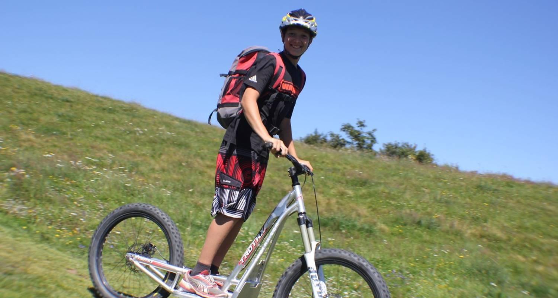 Activité: déval'bike à landry (126480)