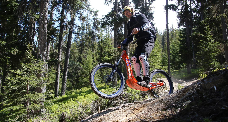 Activité: déval'bike à landry (126479)
