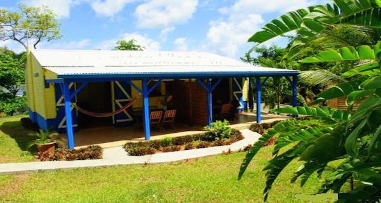 Gîte: résidence les palmiers ( bungalows vacances) à la trinité (126493)