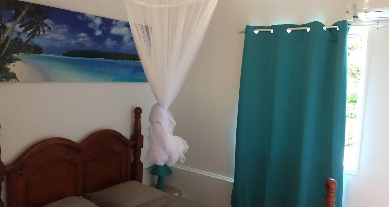 Gîte: résidence les palmiers ( bungalows vacances) à la trinité (126496)