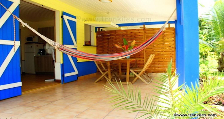 Gîte: résidence les palmiers ( bungalows vacances) à la trinité (126494)