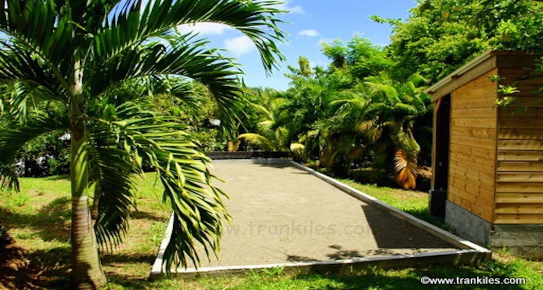 Gîte: résidence les palmiers ( bungalows vacances) à la trinité (126495)