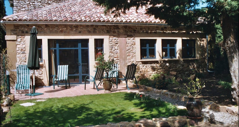 Gîte: le loft à la capelle-et-masmolène (126507)