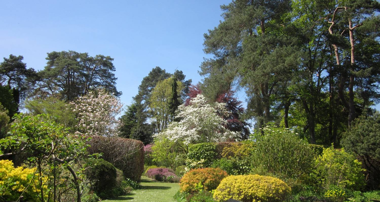 Activity: arboretum des grandes bruyères in ingrannes (126510)