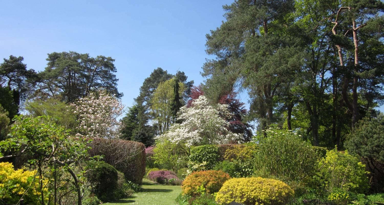 Activité: arboretum des grandes bruyères en ingrannes (126510)