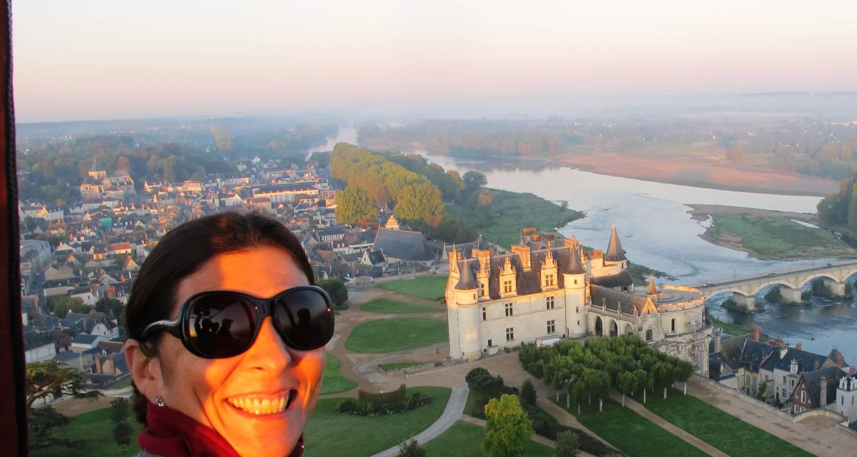 Activity: baptême et vol en montgolfière in amboise (126518)