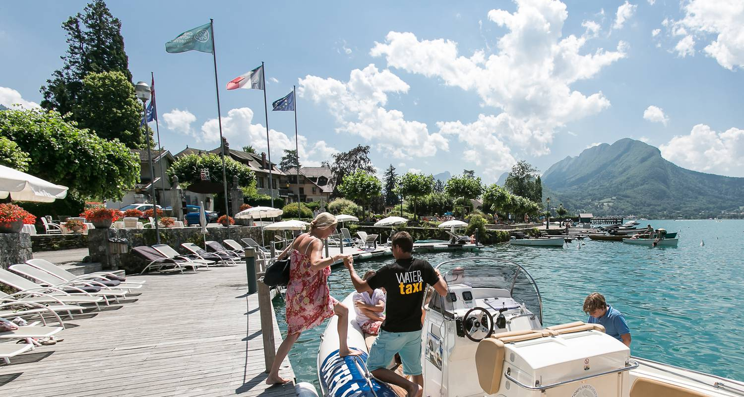 Activity: water taxi annecy in annecy (126519)