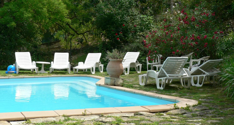 Gîte: résidence de l'acacia - appartements et studio de vacances - appartement  à saint-andré-de-roquepertuis (126529)