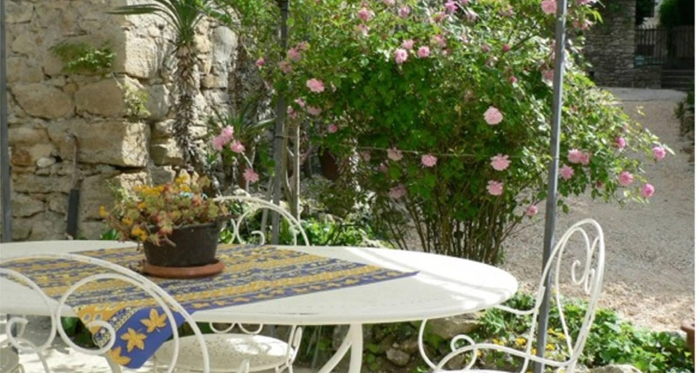 Gîte: résidence de l'acacia - appartements et studio de vacances - appartement  à saint-andré-de-roquepertuis (126530)