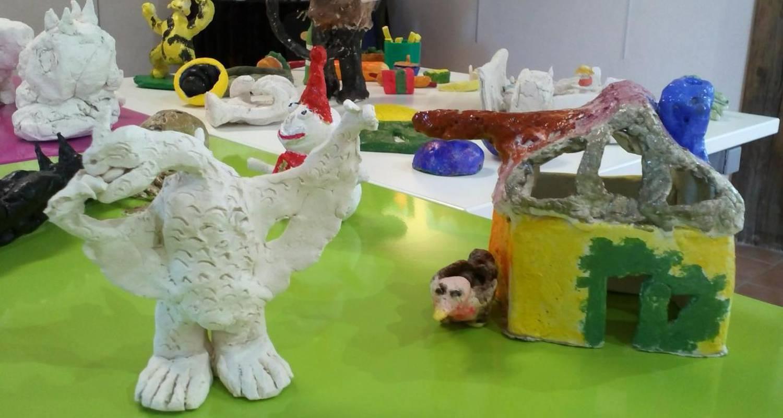 Activité: atelier modelage terre pour enfants en rezé (126547)