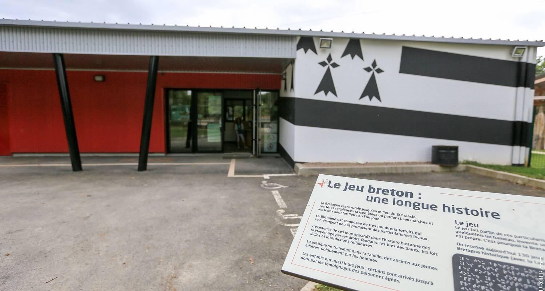 Activity: le cârouj : un parc de loisirs des jeux bretons, unique en bretagne ! in monterfil (126594)
