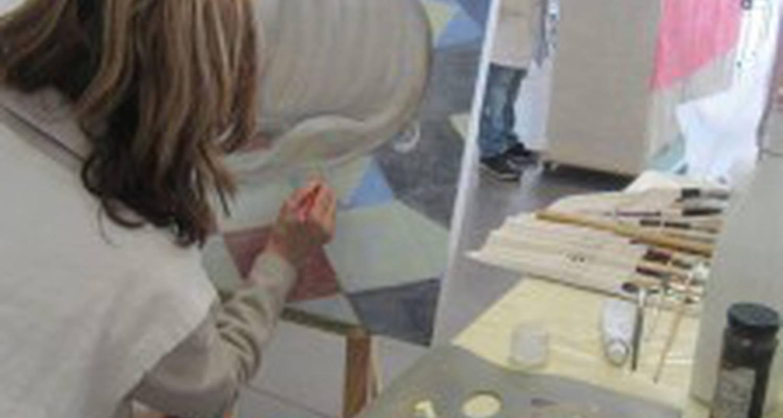 Activité: cours à la carte : dessin et peinture à saint-laurent-du-verdon (126615)