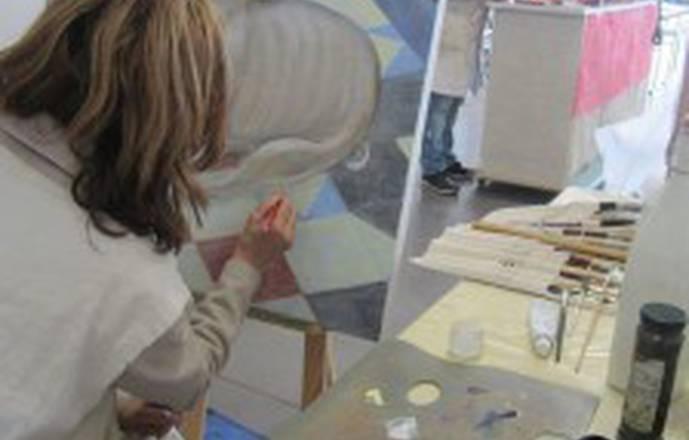 Cours à la carte : dessin et peinture