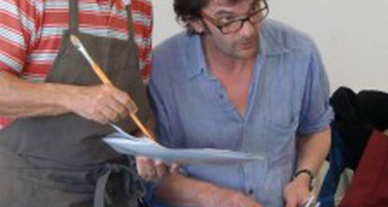 Activité: cours particulier : dessin et peinture à saint-laurent-du-verdon (126616)