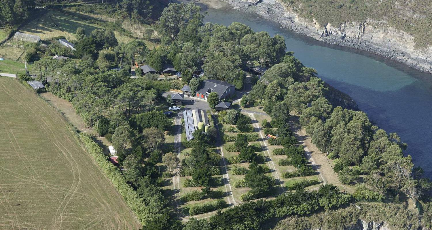 Camping pitches: camping taurán agroturismo in luarca (126625)