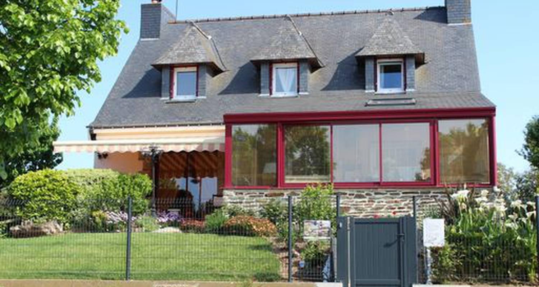 Chambre d'hôtes: chambres du blavet à saint-barthélemy (126685)