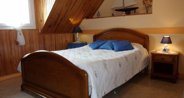 Chambre d'hôtes: chambres du blavet à saint-barthélemy (126688)