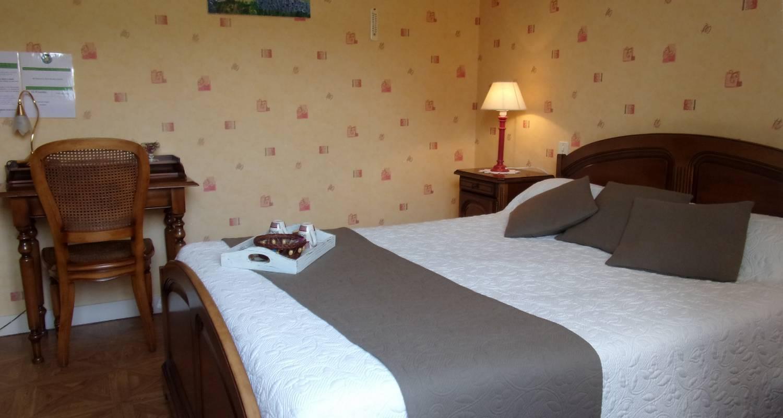 Chambre d'hôtes: chambres du blavet à saint-barthélemy (126687)