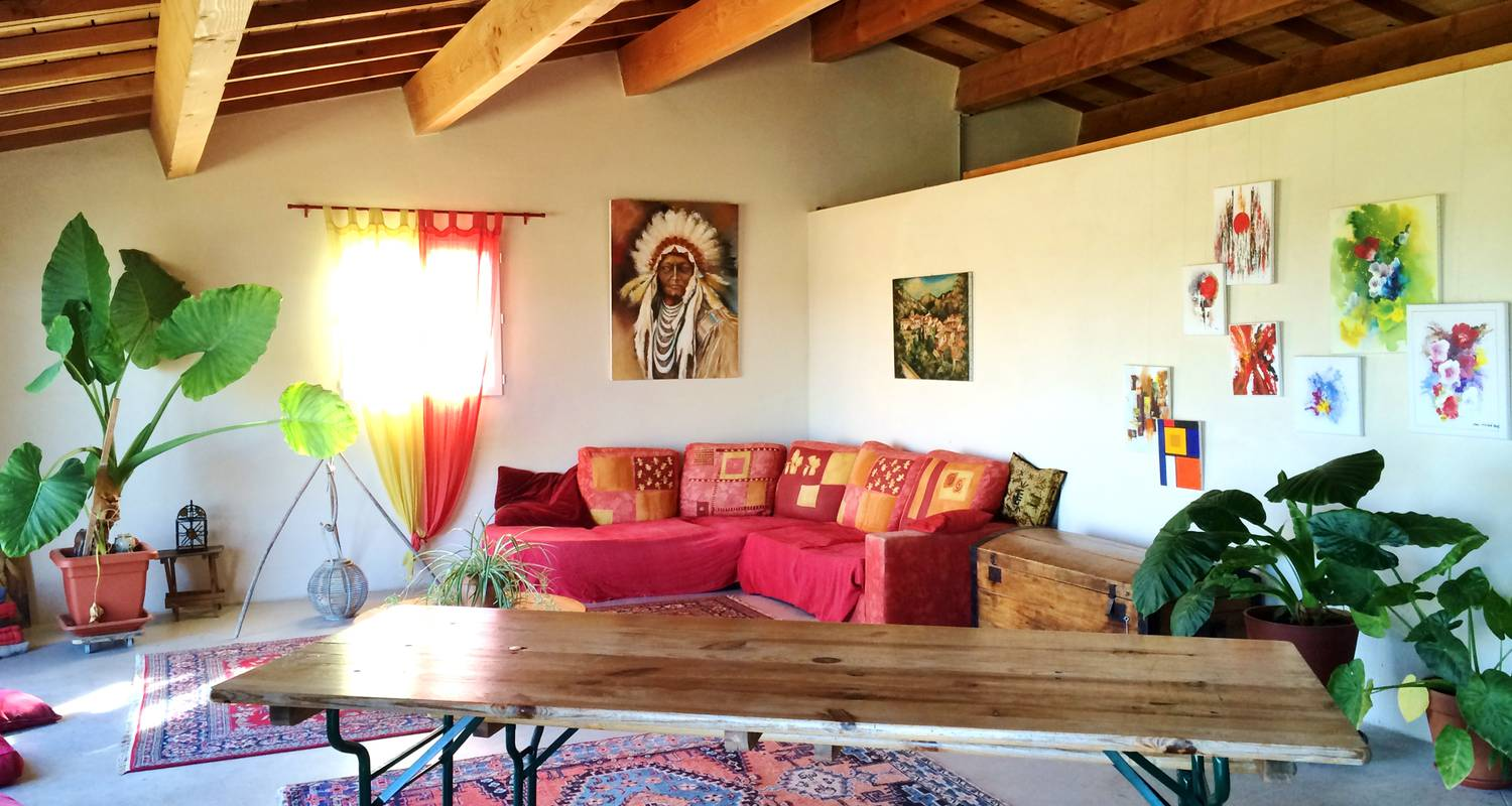 Other kind of rental accommodation: eco hebergements a la ferme in saint-andré-de-sangonis (126706)