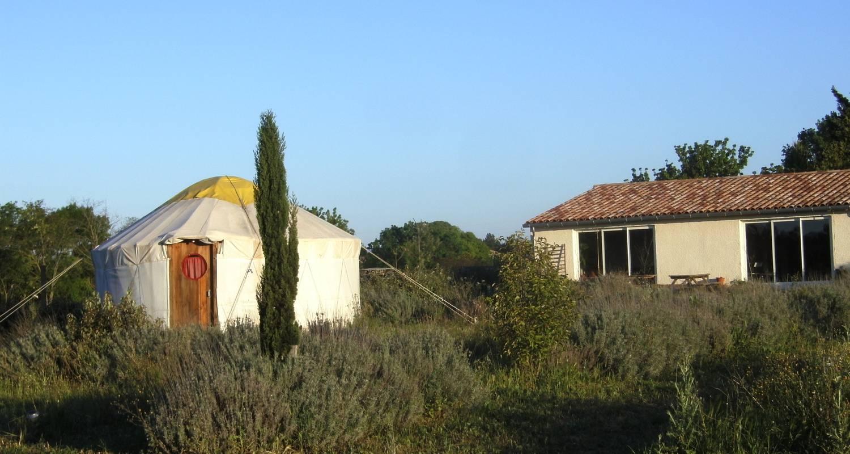 Autre type de location: eco hebergements a la ferme à saint-andré-de-sangonis (126703)