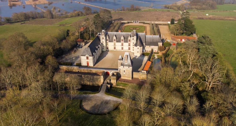 Activité: visite du chateau de goulaine à haute-goulaine (126751)
