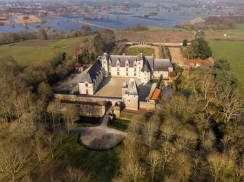 Visit of Castle of GOULAINE