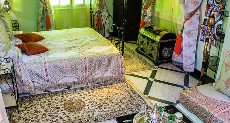 Chambre d'hôtes: le petit riad ouarzazate à ouarzazat (126788)