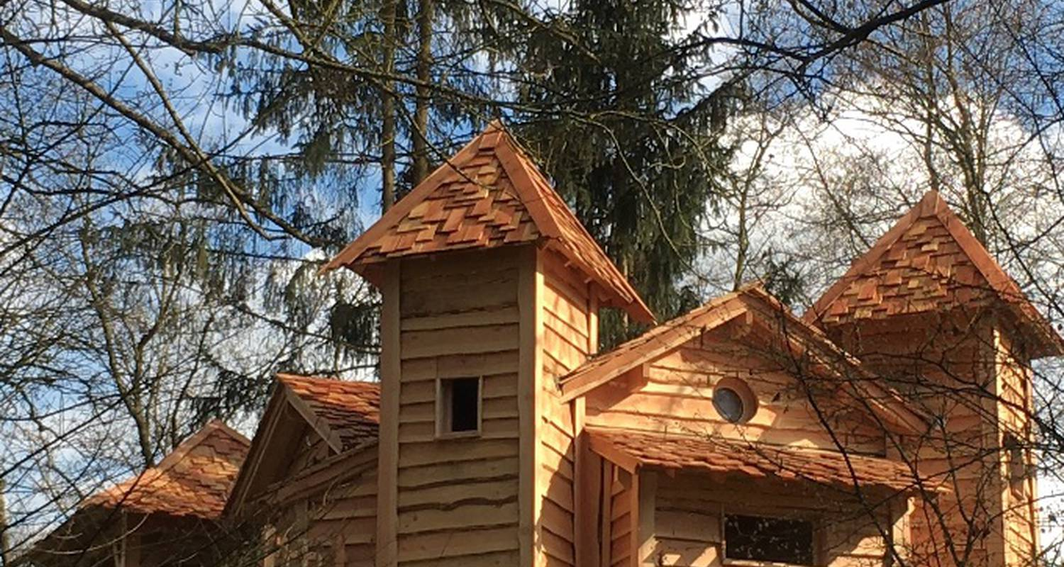 Other kind of rental accommodation: les cabanes du moulin in orly-sur-morin (126792)