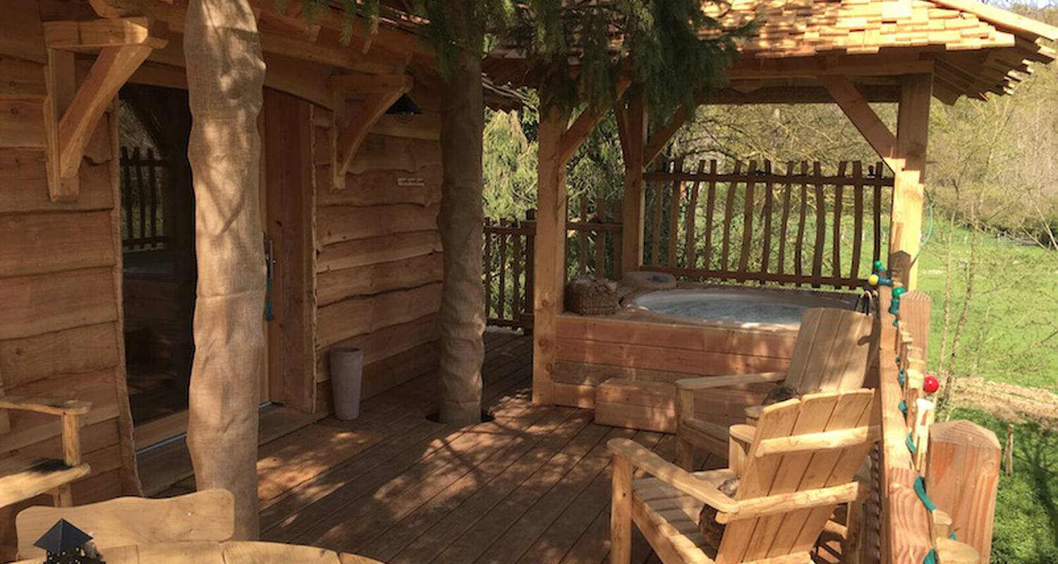 Other kind of rental accommodation: les cabanes du moulin in orly-sur-morin (126793)
