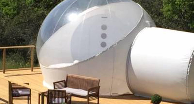 Autre type de location: noct'en bulle à cabrerets (126816)