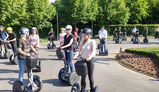 GREAT MONUMENTS PARIS SEGWAY TOUR