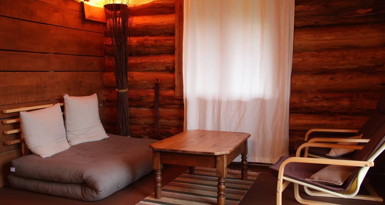 Gîte: séjour confort au coeur de la nature au ottus ranch à thouron (126854)