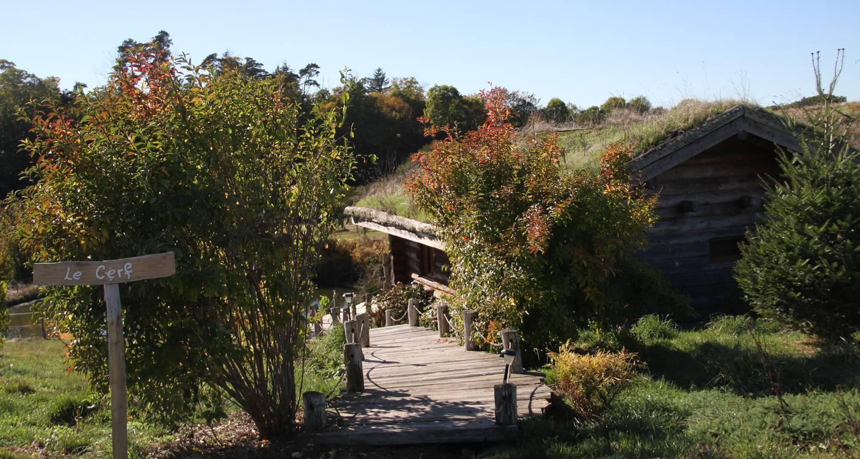 Gîte: séjour confort au coeur de la nature au ottus ranch à thouron (126852)