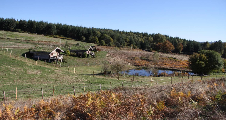 Gîte: séjour confort au coeur de la nature au ottus ranch à thouron (126853)