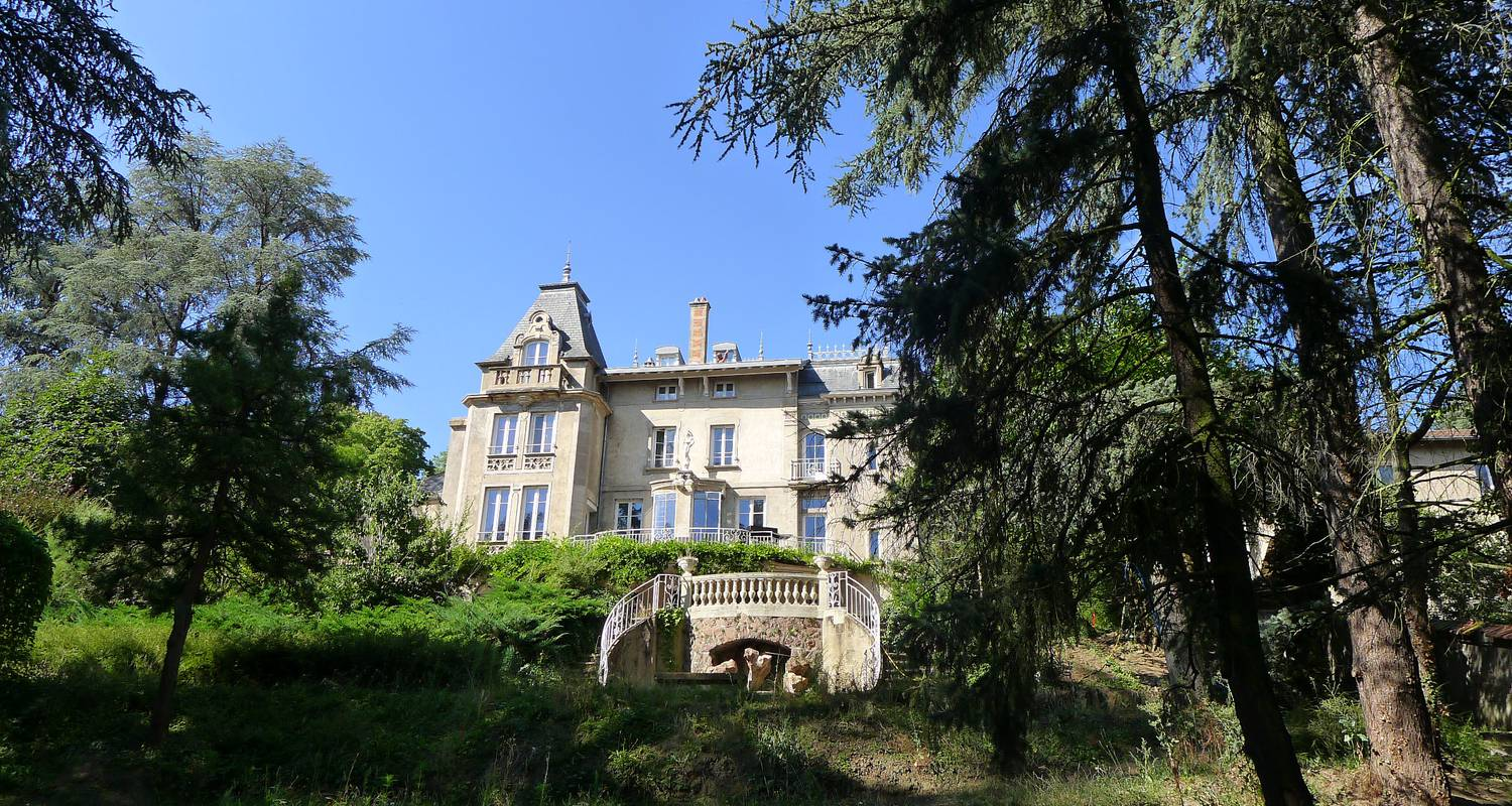 Bed & breakfast: les chambres d'hôtes du manoir in tarare (126874)
