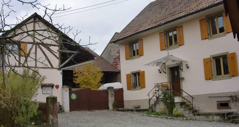 Chambre d'hôtes: chambres et table d'hôtes le belys à magstatt-le-bas (126907)